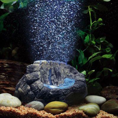 Аератор - так чи необхідний в акваріумі?