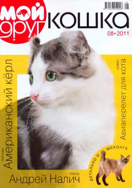 Мій друг кішка №5 2012