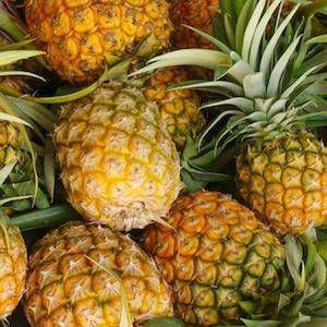 Ананасова дієта. Користь ананасів для схуднення