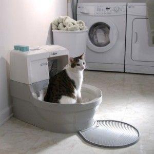Автоматичний туалет Cat Genie