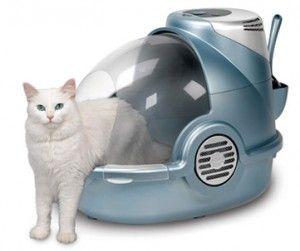 Туалет для кішки