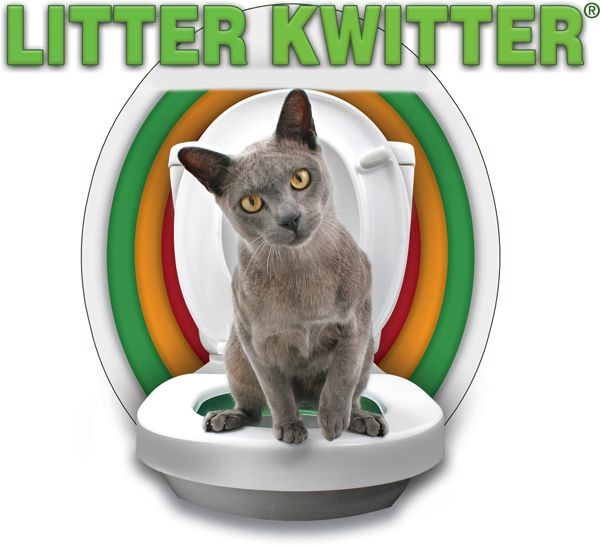 котячий туалет
