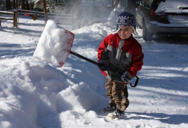 Бізнес на прибиранні снігу
