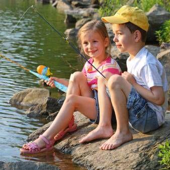 Чим зайняти дитину влітку