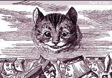 Чеширський кіт.