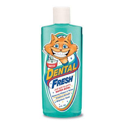 Рідка зубна паста для кішок