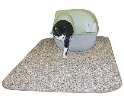 Килимок для котячого лотка