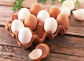 Що впливає на колір яєць, які дає курка?