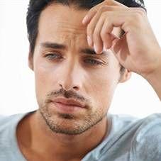 Депресія у чоловіків