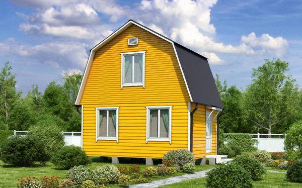 Дешеві дачні будиночки до 150 000 руб