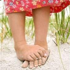 Дитяча клишоногість: причини, ознаки, лікування