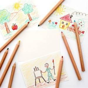 Дитячі малюнки: роль малювання у розвитку дитини, особливості дитячих «художеств». Що можна побачити в дитячому малюнку