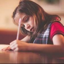 Дисграфія, порушення письма у молодших школярів