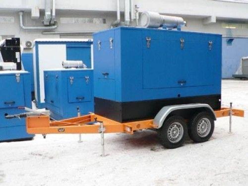Дизель-генератор 100 квт з автозапуском