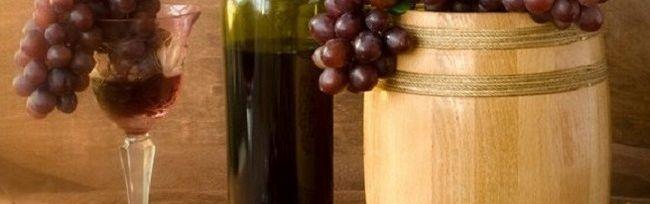 Домашнє вино з винограду - секрети виноробства і цікаві рецепти
