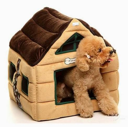 Будиночки для собак