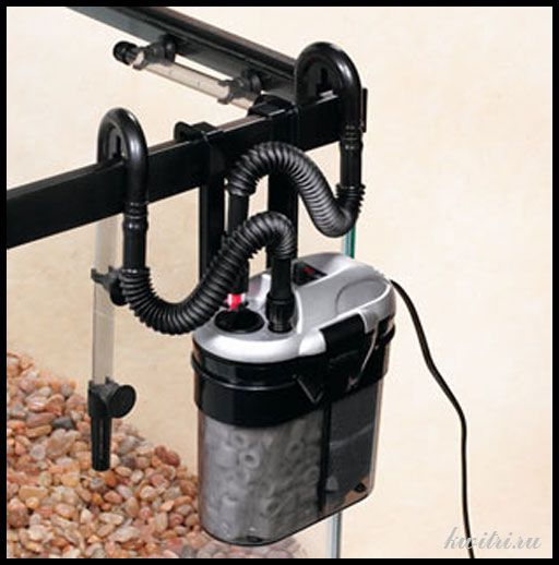 зовнішній фільтр для акваріума