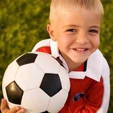 Футбол для дітей