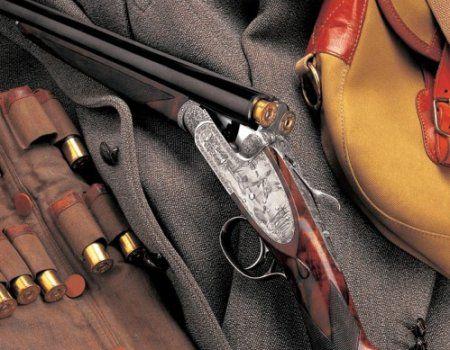 Гладкоствольні рушниці беретта середини 20 століття