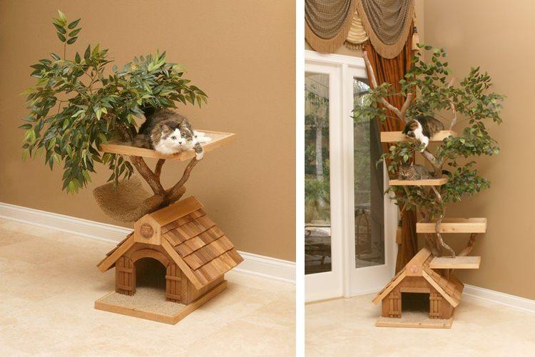 «Гніздо» для кішки