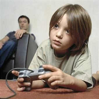 Ігроманія у дітей і дорослих