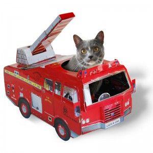 Ігровий будиночок для кішки