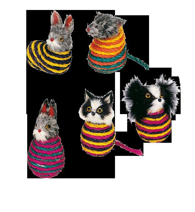 М`ячики для кішок