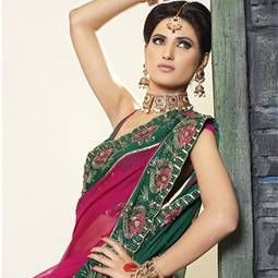 Індійський стиль в одязі