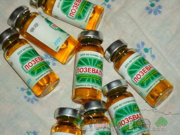 Фото упаковки препарату Лозеваль по 10 мл