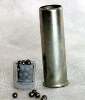 Чи використовуються патрони зі сталевим дробом на полюванні