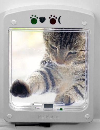 Електронні двері для кішок