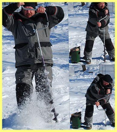 Як знайти взимку рибне місце
