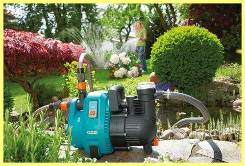 Як вибрати водяний насос для будинку