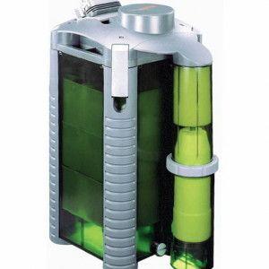 Сухі та вологі акваріумні фільтри фото