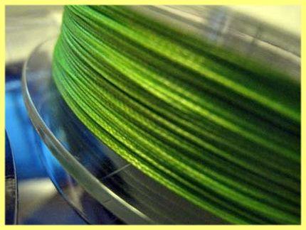 Плетений шнур для фідера