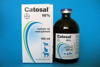 Препарат Катозал для кішок