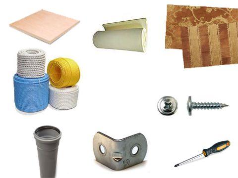 Інструменти і матеріали для когтеточки