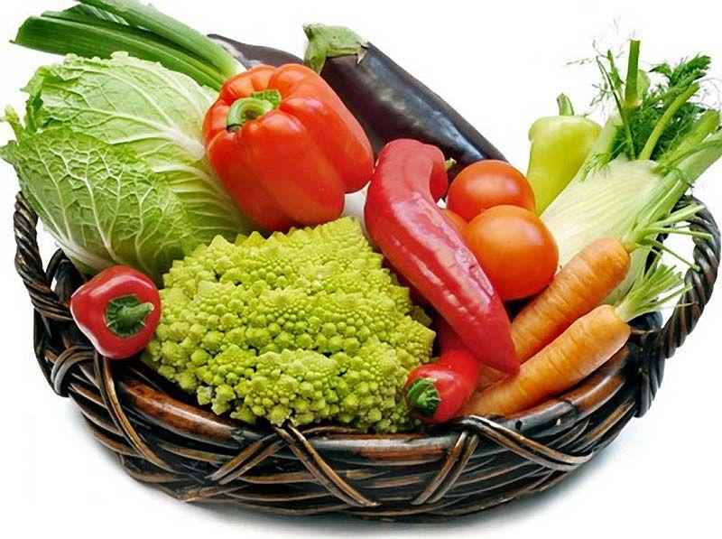 Овочі для кота вегетаріанця