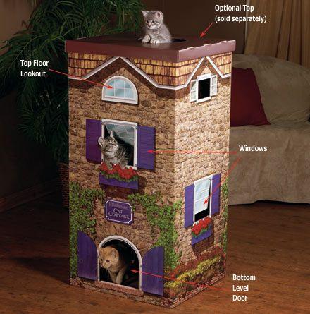 Котедж для кішки