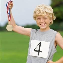 Легка атлетика для дітей
