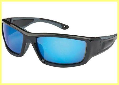 Сині поляризаційні окуляри для риболовлі