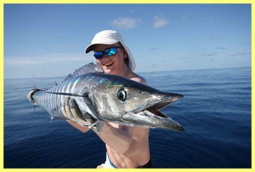поляризаційні окуляри на рибалці