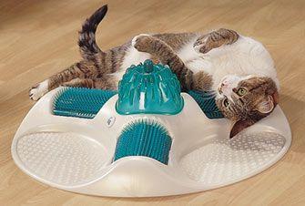 Масажер для кішок