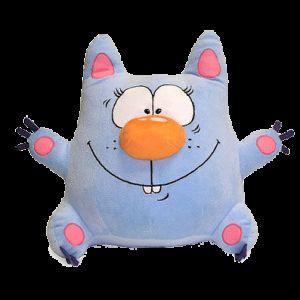 М`яка іграшка кішка