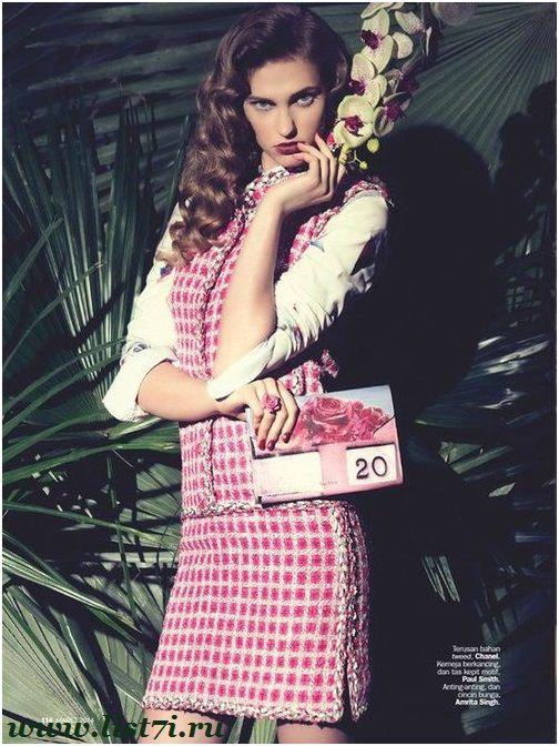 мода весна літо 2014