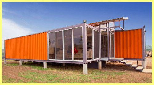 Модульні будинки для постійного проживання: фото і ціна