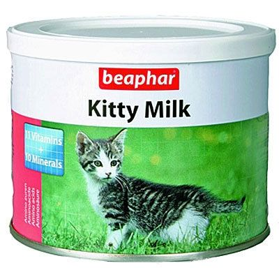Молочна суміш для кошенят