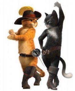 Мультфільми про кішок