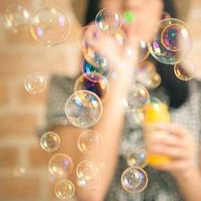 Мильні бульбашки: історія, факти, рецепти