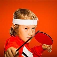 Настільний теніс для дітей